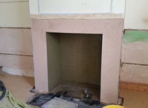 Fireplace removal